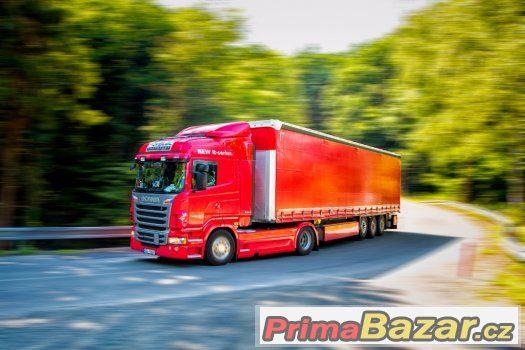 Příjmeme řidiče kamionu MKD