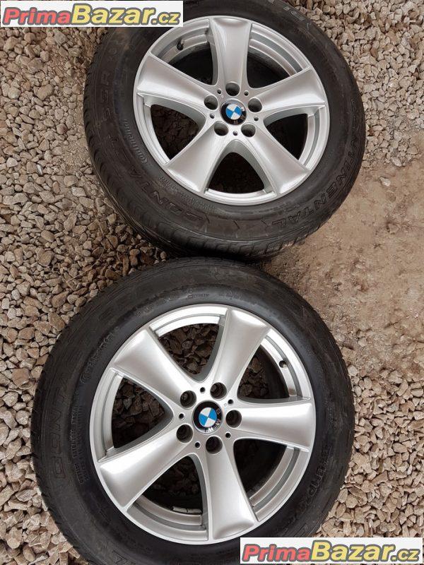 zanovni sada BMW X5 E70 F15
