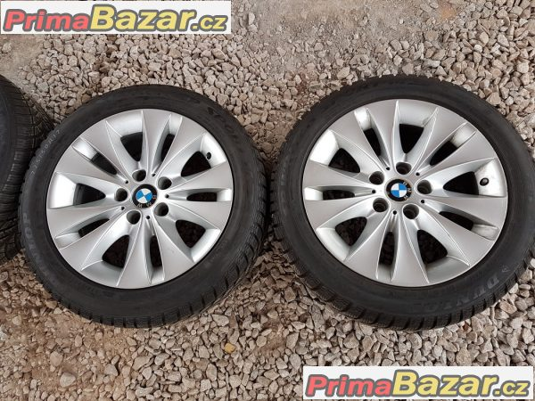 zánovní sada BMW Fundo 6758775  5x120 7.5jx17 is20