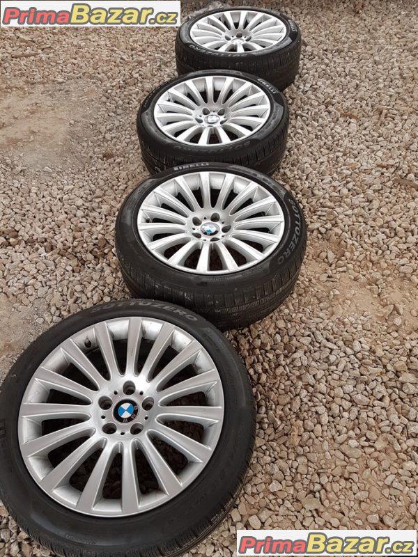 zánovní sada BMW styling 235 6775404 5x120 8.5jx19 is25