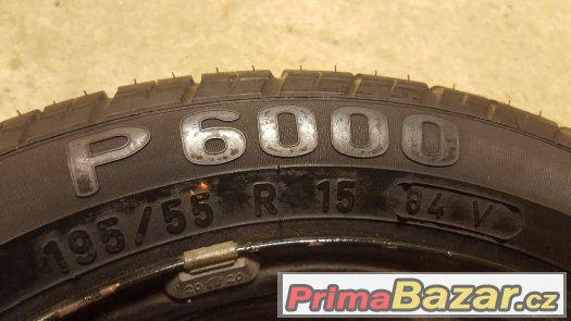 Pirelli P 6000 195/55 R15