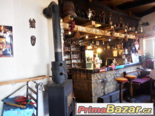 Prodej restaurace - hospody ve Zbrašíně