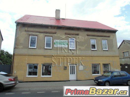 Prodej rodinného domu v Lomu u Mostu
