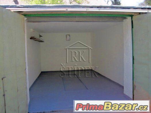 Pronájem garáže v Lounech