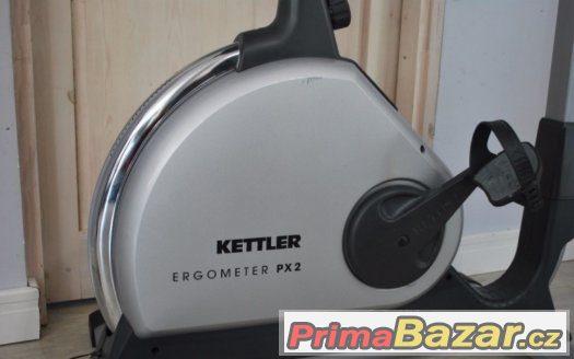 Prodám zánovní kvalitní ergometr Kettler PX2