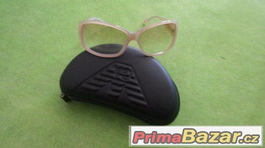 Sluneční luxusní brýle Giorgio Armani NOVÉ