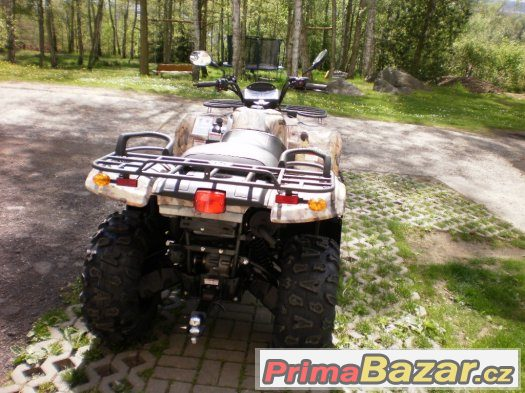 Prodám Goes 520 4X4 Max Camo