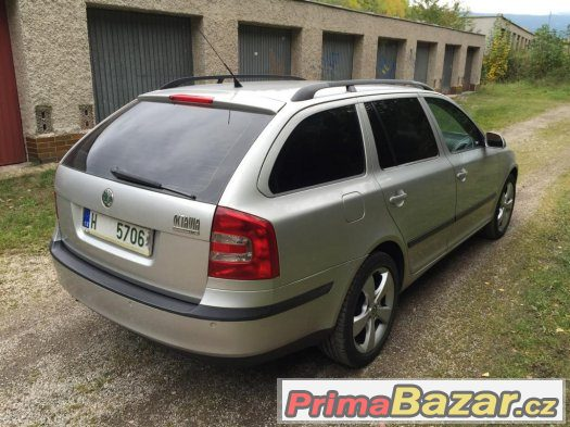 Škoda octavia combi 2,0 TDi 103kW Elegance