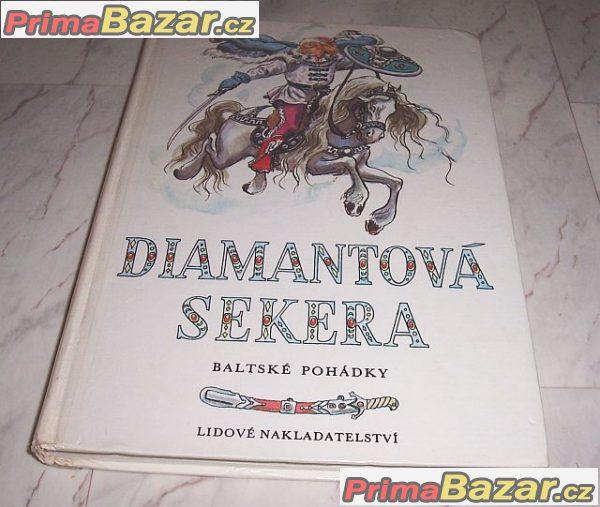 Diamantová sekera