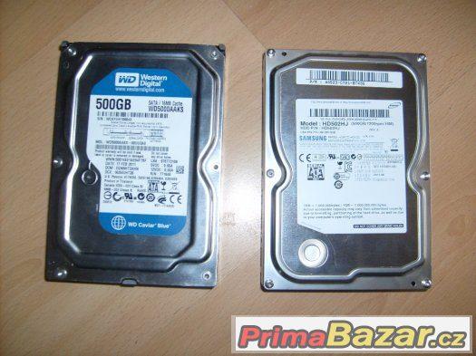 HDD 500 GB SATA 3,5