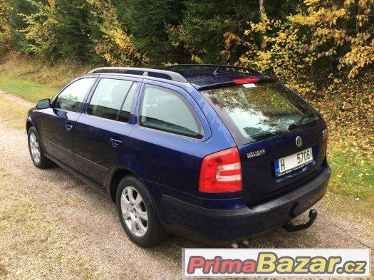 Škoda octavia combi 2,0 TDi 103kW DSG, r.v. 9/2008
