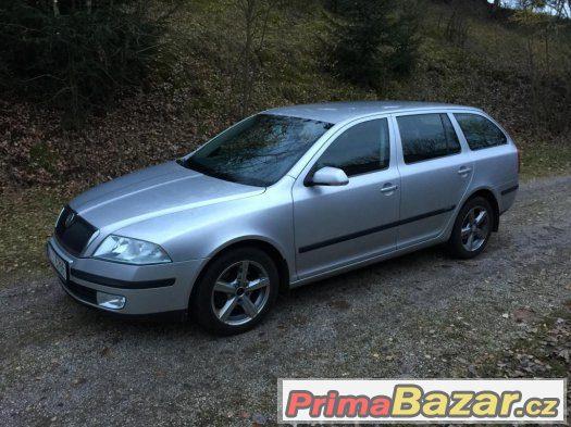 Škoda octavia Combi 2,0 TDi 103Kw