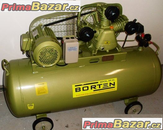 Vzduchový Kompresor 3 kW - 200 l 11 bar-nový