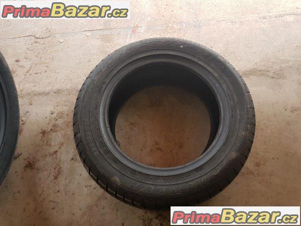 2x nova pneu dot1915 Dunlop sp sport 01 225/55 r16