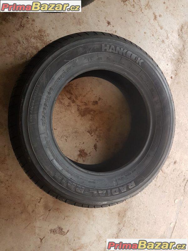 2xnova pneu Hankook radial ra14 215/65 r16c 109/101t