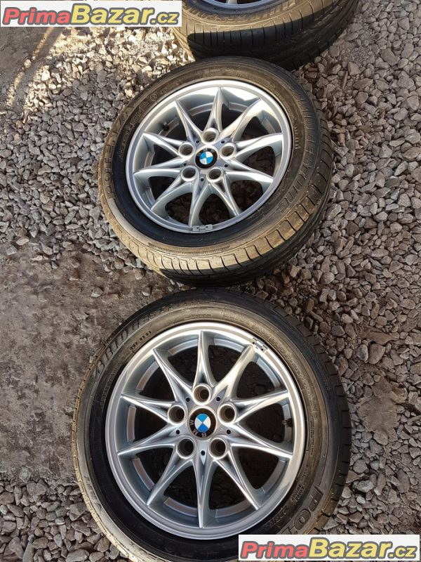 zanovni sada alu kol Bmw 6758189 5 5x120 7jx16 is47