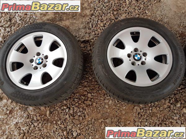 sada alu BMW styling 165 E65 E66 6765144 5x120 8jx17