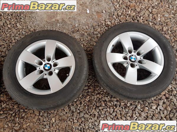 zanovni sada BMW styling 242 E60 E61 6777345 7 5x120 7jx16 is20