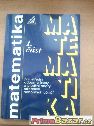 Učebnice matematiky-1.část