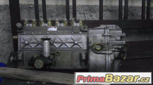 Vstřikovací čerpadlo pro generátor 8 válců