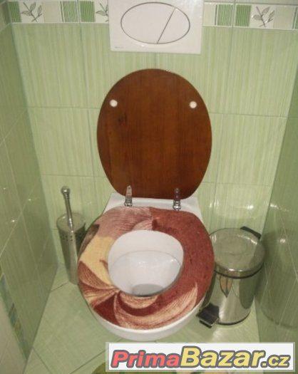 NOVÝ HŘEJIVÝ POTAH NA WC ...VÍCE DRUHŮ