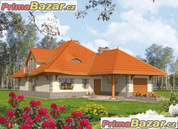 Hotové Stavební projekty Rodinných domů Levně