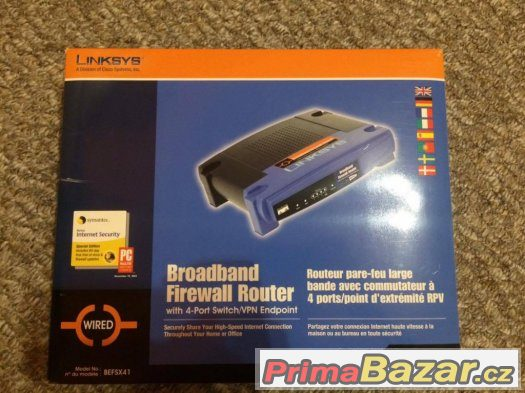 Wifi router Linksys