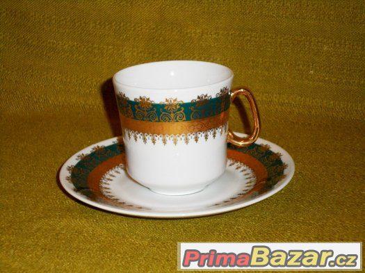 Kávové/čajové soupravy (sady 6 ks)
