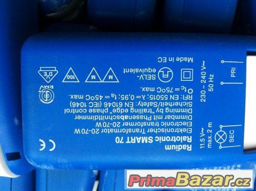 Trafo pro osvětlení Ralotronic SMART D 12V 70W