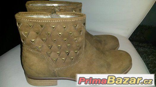 Podzimni boty zn.Graceland-Deichmann vel.38