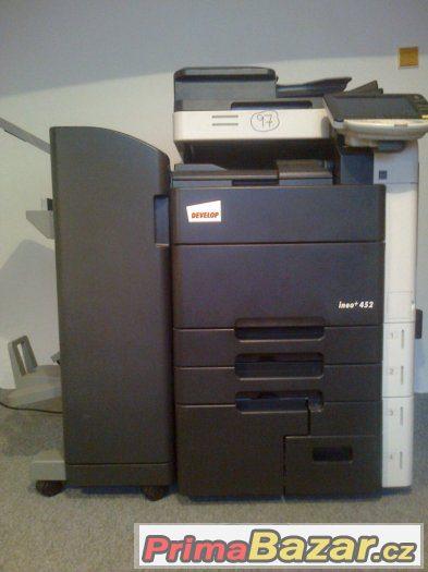 Multifunkční digitální tiskárna DEVELOP ineo + 452