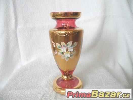 Vázy menší