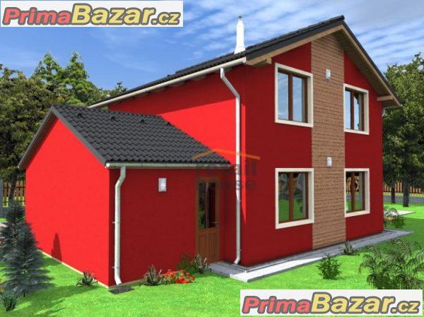 Rodinný dům Panter Plus, 5+kk+G, 106 m2