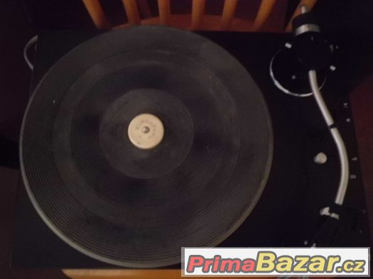 Krásný Gramofon - TESLA HC 43