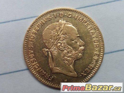 4 zlatník 1885 bz R