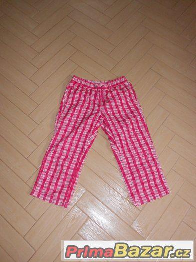 Prodám levně tříčtvrteční kalhoty (Alpine Pro) - vel.152/158