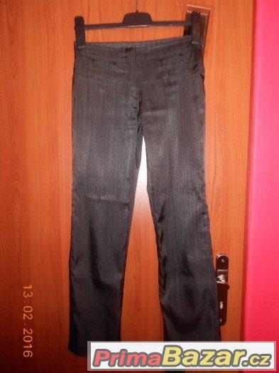 Prodám levně společenské kalhoty (Saffet) - vel. 36