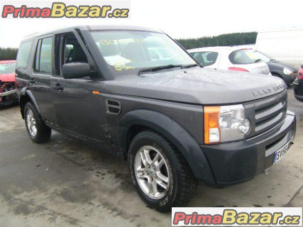 Land rover Freelander, Discovery, Range Rover. Náhradní díly.