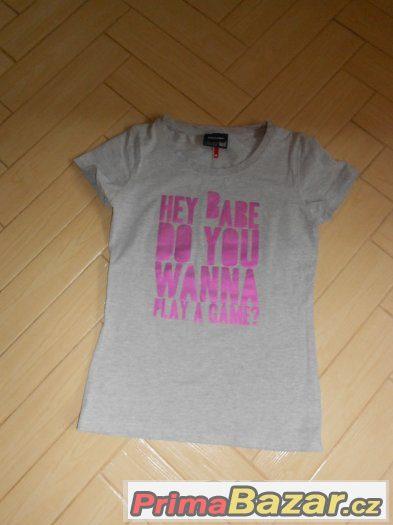 Prodám levně tričko (Volcano) - vel. S