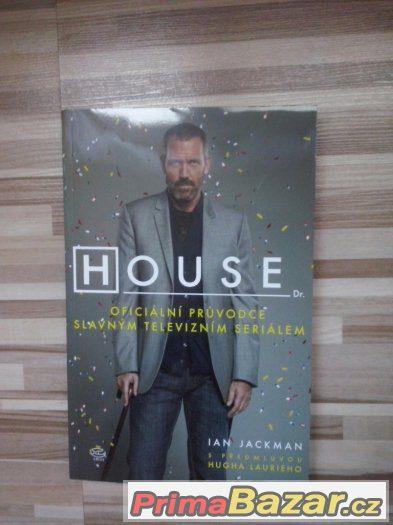 Dr. House - Oficiální průvodce slavným televizním seriálem