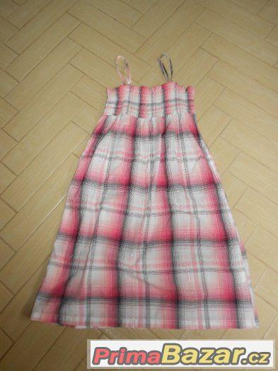Prodám levně letní šaty - vel. 34
