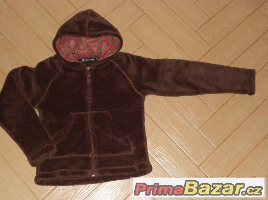 Prodám dětskou chlapeckou mikinu (Alpine Pro) - vel. 104/110