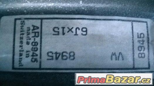 Disky VW 15