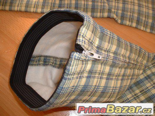 zimni kalhoty.