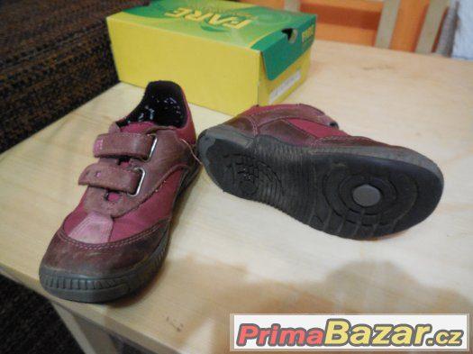 Celoroční botky Fare
