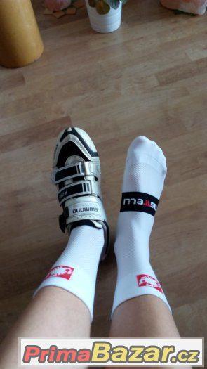 Sportovní ponožky Castelli - nové, nepoužité