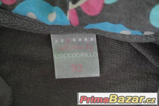 mikina pro holku coccodrillo - vel 92 - 1.5-2.5 roku