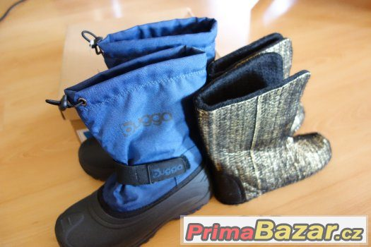nové sněhule,sněhulky zimní boty bugga vel 33