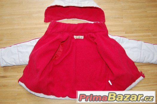Zimní bunda, 1-1,5 roky
