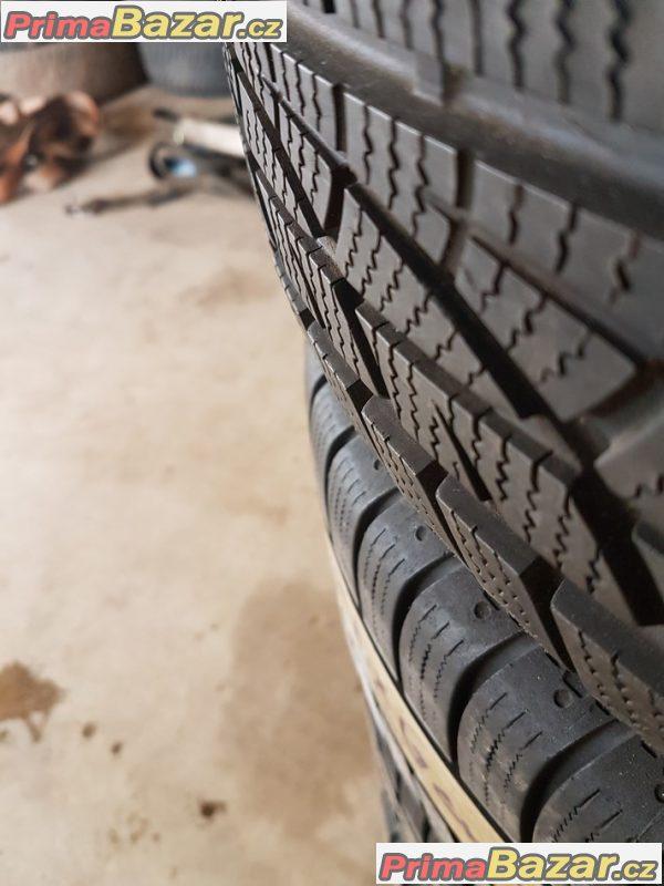 sada plechové disky VW 3C0601027 5x112 6.5jx16 et42